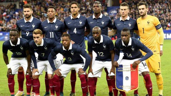 Euro 2016 Fransa MilliTakımı
