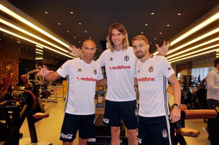 Transferler sonrası Beşiktaş2016/17